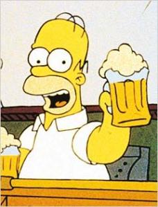 """""""Ah, beer."""""""